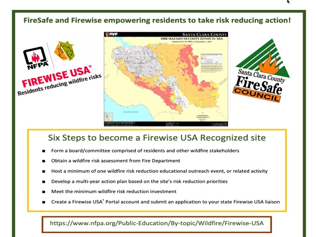 Link to Firewise Community Flyer PDF